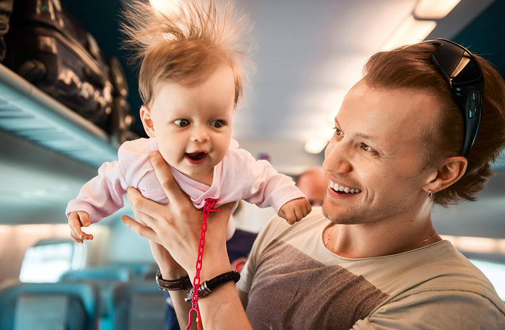 Денис Матвиенко с дочерью Лизой
