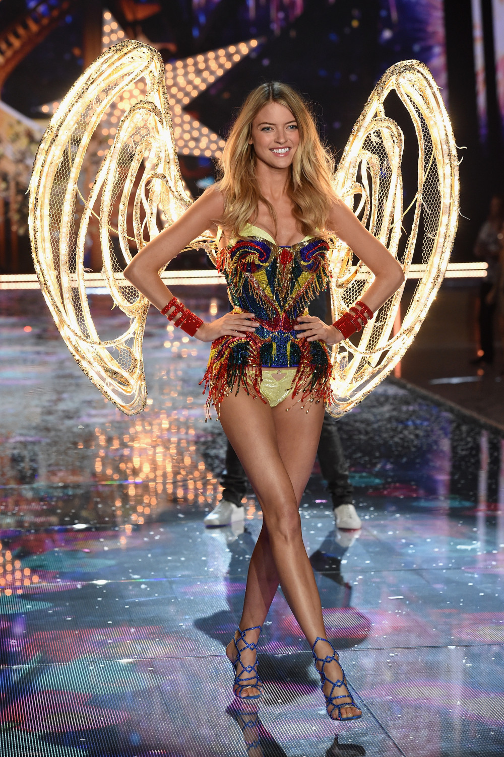 2015 Victoria's Secret Fashion Show - Show