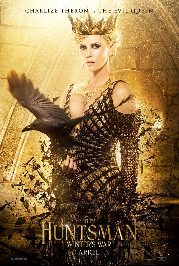 Шарлиз Терон злая королева