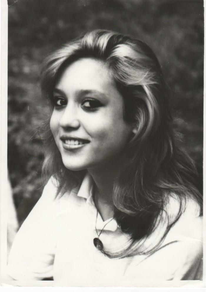 Алена Винницкая, 1989 г.
