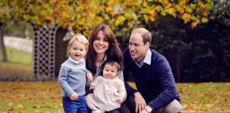 Принц Уильям Кейт Миддлтон дети