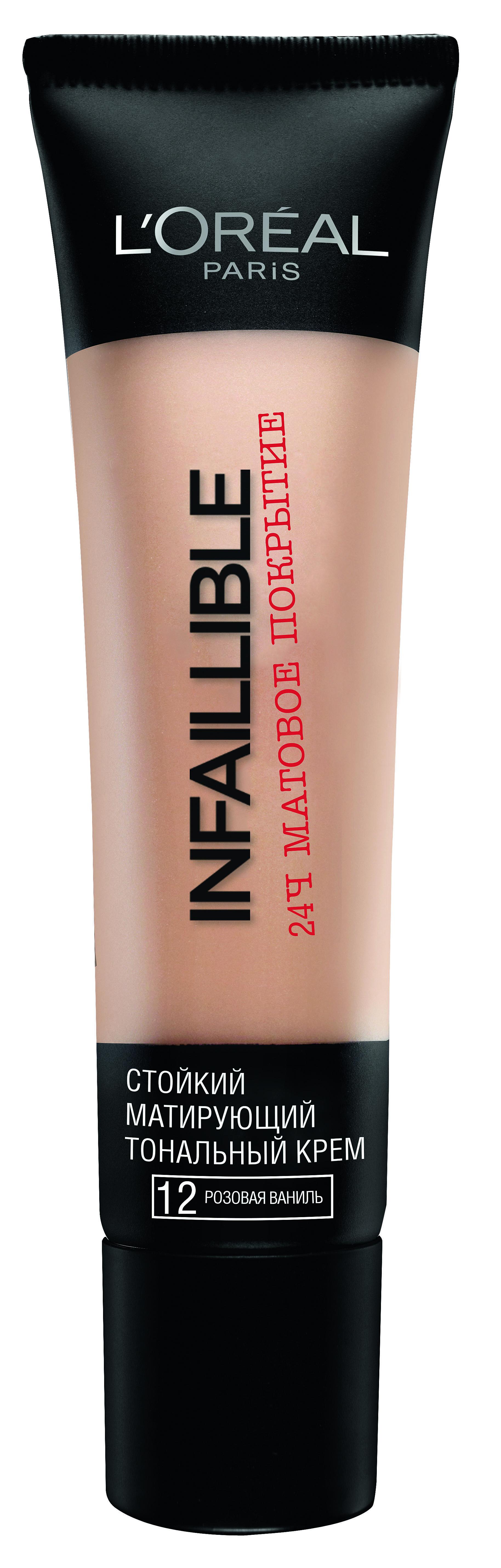 Тональный крем Infaillible L'Oréal Paris
