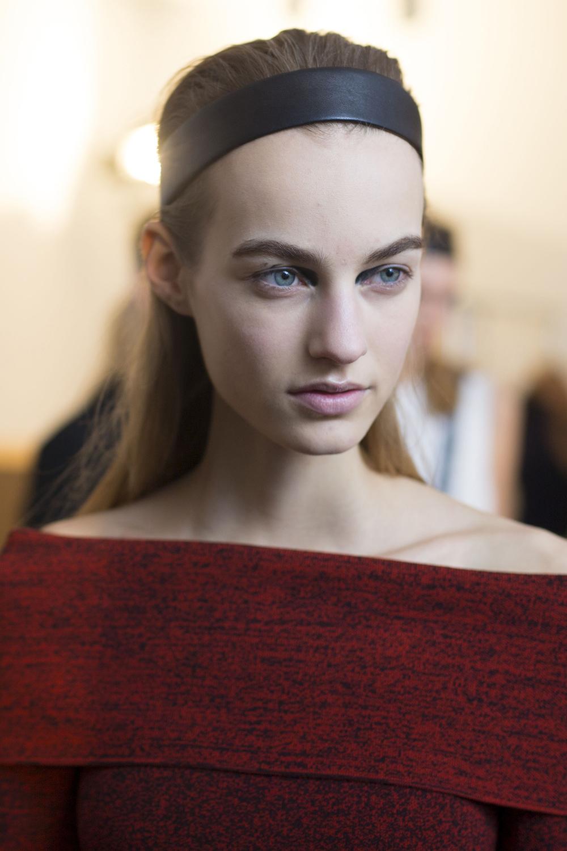 Proenza_Schouler_Backstage;New York Fashion Week Fall Winter 2015/16, New York February 2015 PHOTO: EAST NEWS / ZEPPELIN