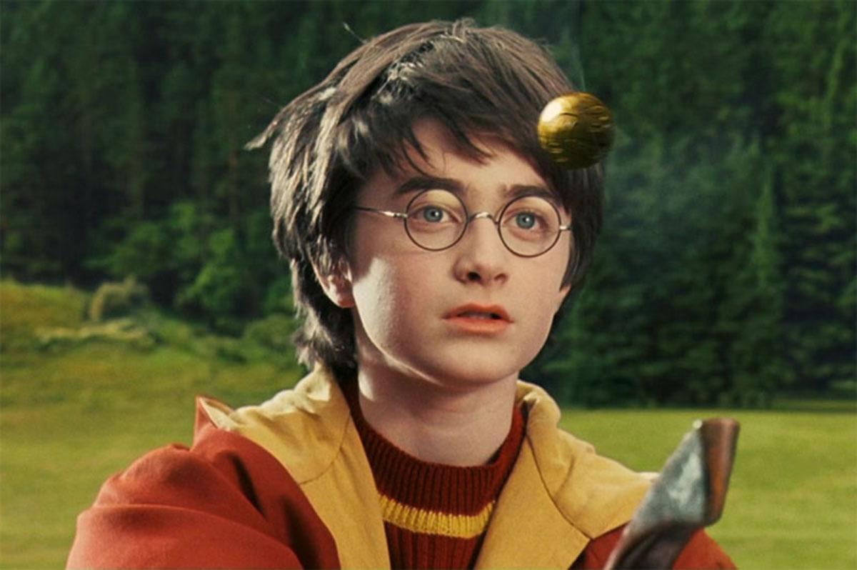 """Дэниел Рэдклифф """"Гарри Поттер и философский камень"""""""