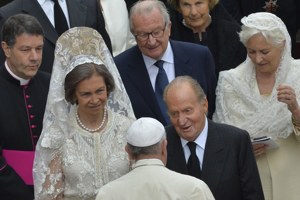 Королева София / Getty Images