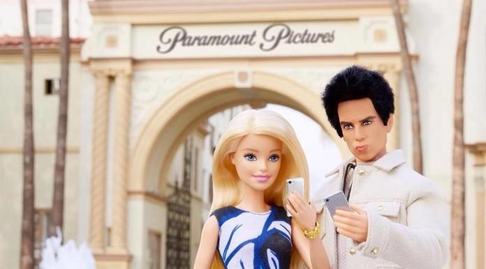Бен Стиллер кукла Барби