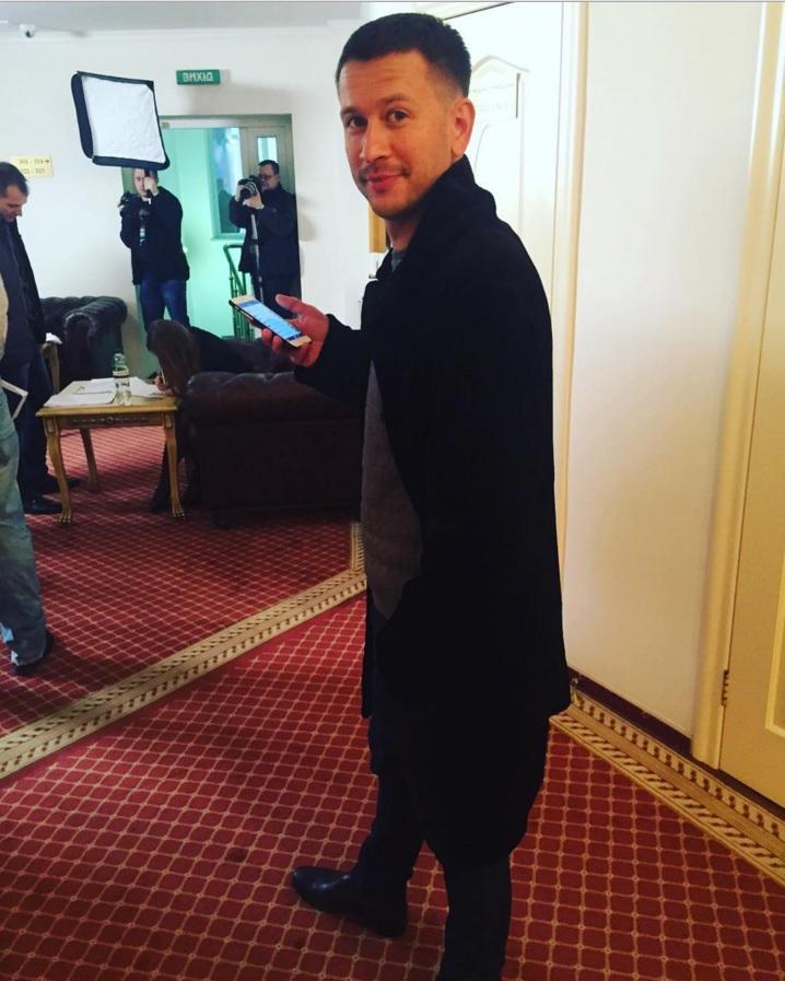 Дмитрий Ступка фото