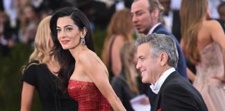 Амаль Клуни Джордж Клуни