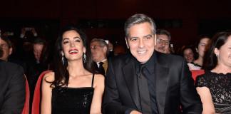 Джордж Клуни Амаль Клуни