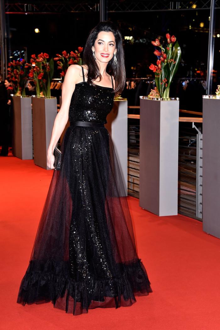 Амаль Клуни на Берлинале 2016
