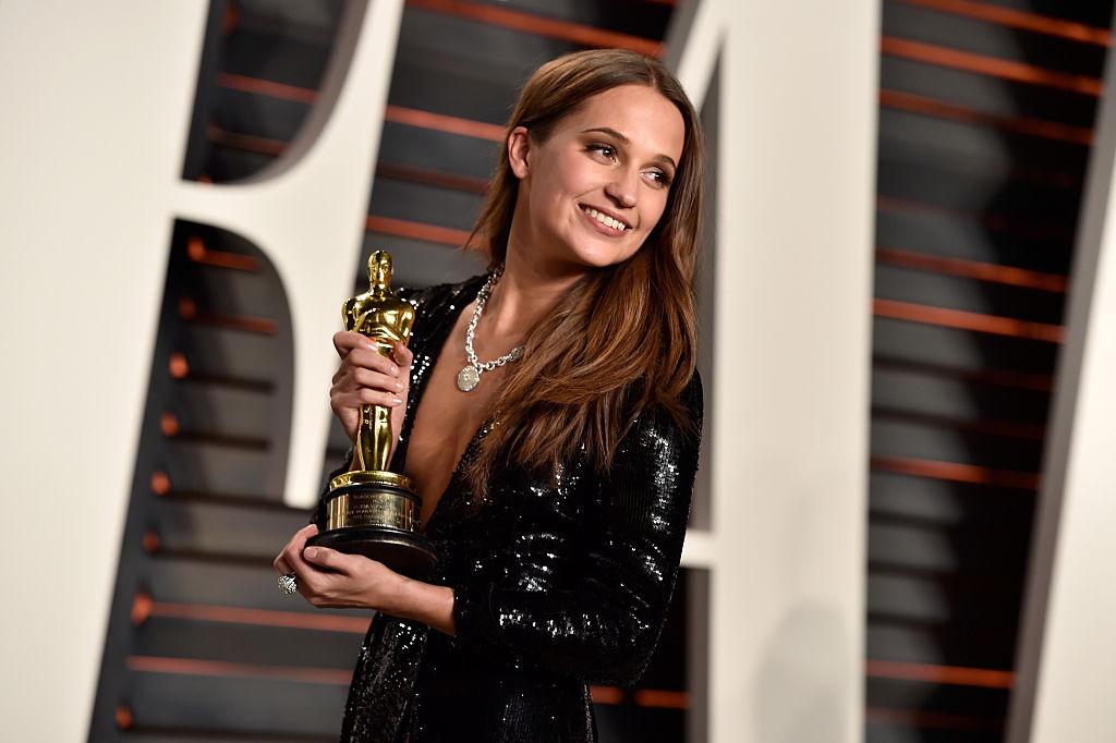 Алисия Викандер Оскар 2016