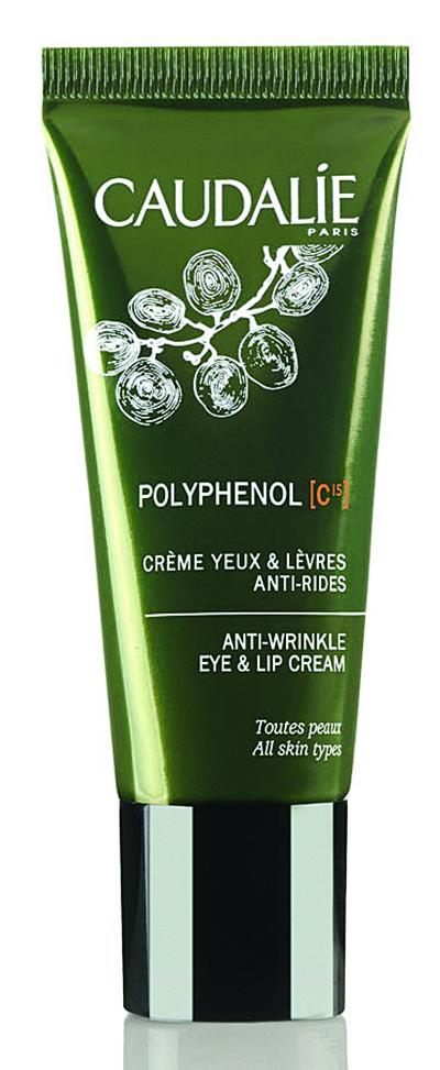 Крем-гель Polyphenol C 15, Caudalie
