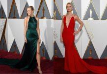 Оскар 2016 красная дорожка