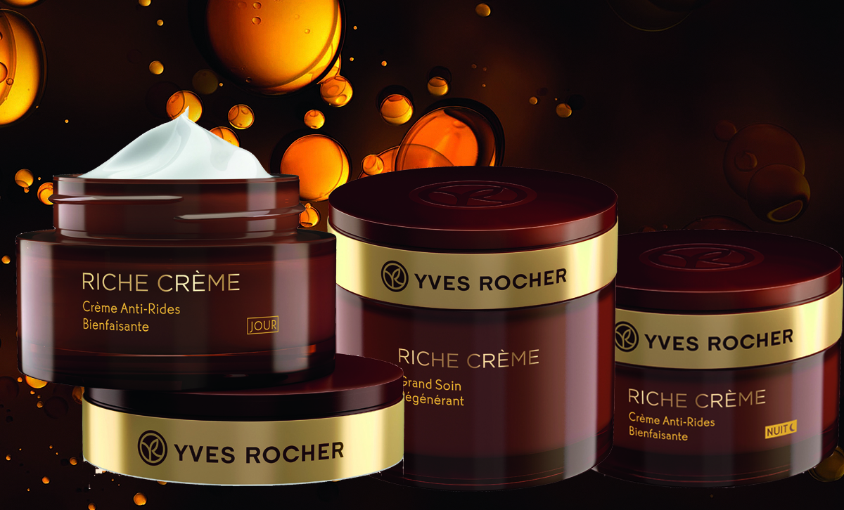 Кремы Riche Crème от Yves Rocher