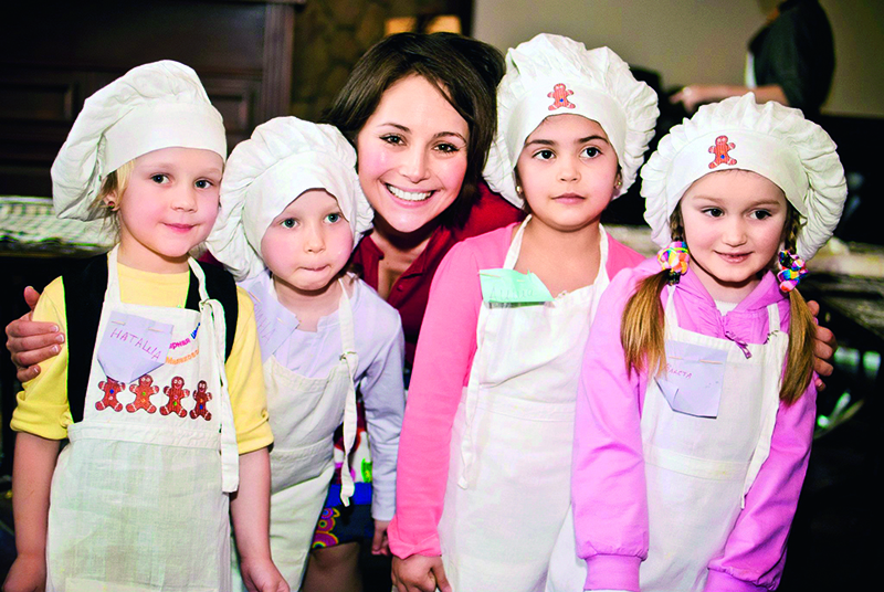 Даша Малахова кулинарная школа