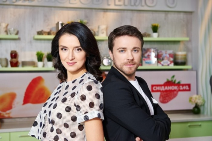 Александр Попов и Валентина Хамайко