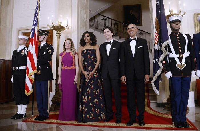 Бал в Белом доме