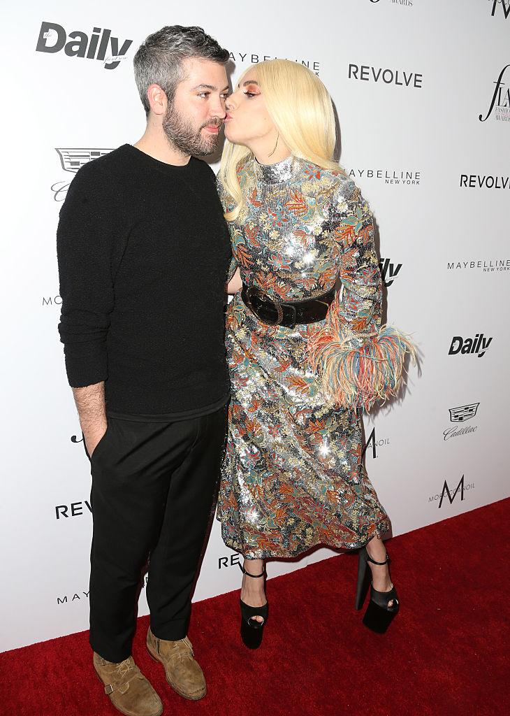 Леди Гага и Брендон Максвелл