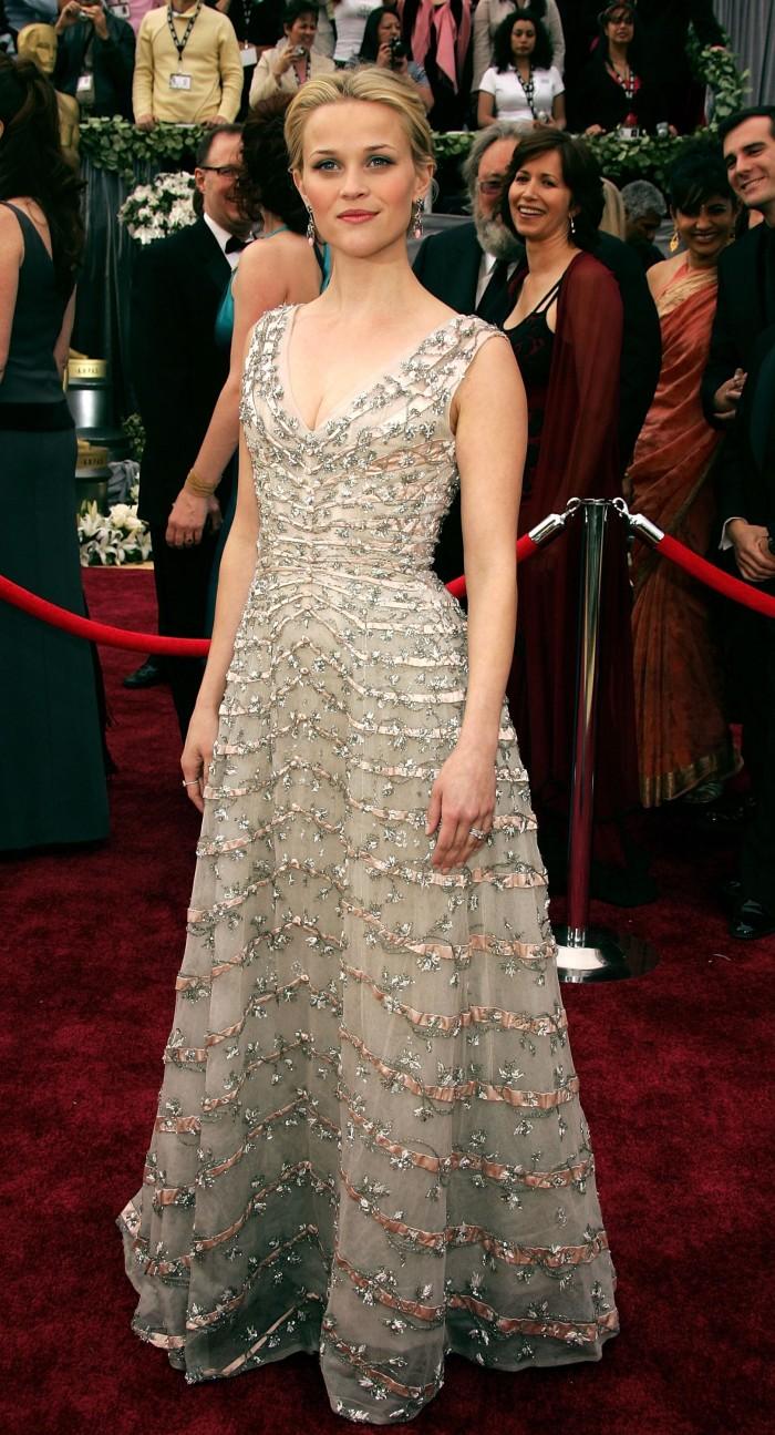 Риз Уизерспун Оскар 2006