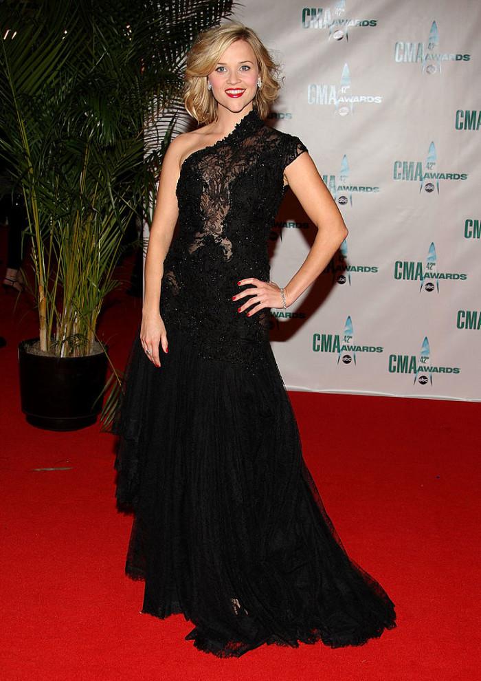 Риз Уизерспун CMA Awards 2008