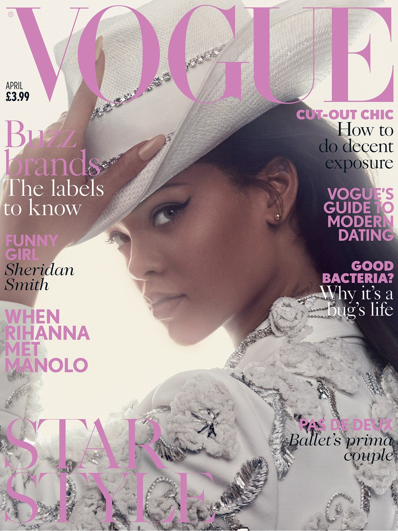 Рианна Vogue