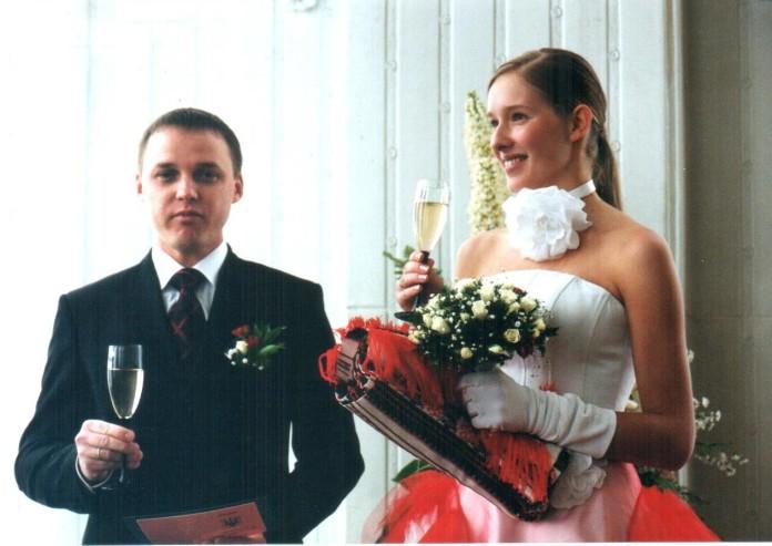 Свадьба Кати Осадчей