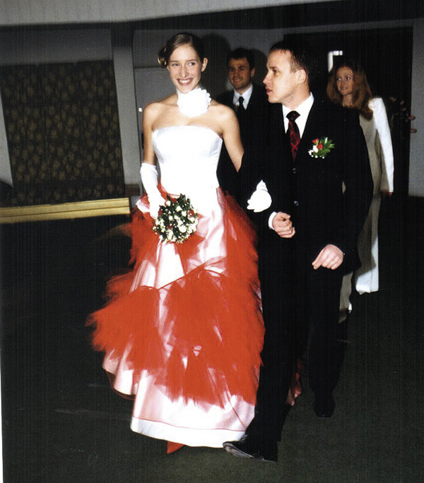 Катя Осадчая свадьбы