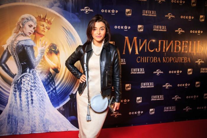 Алина Астровская