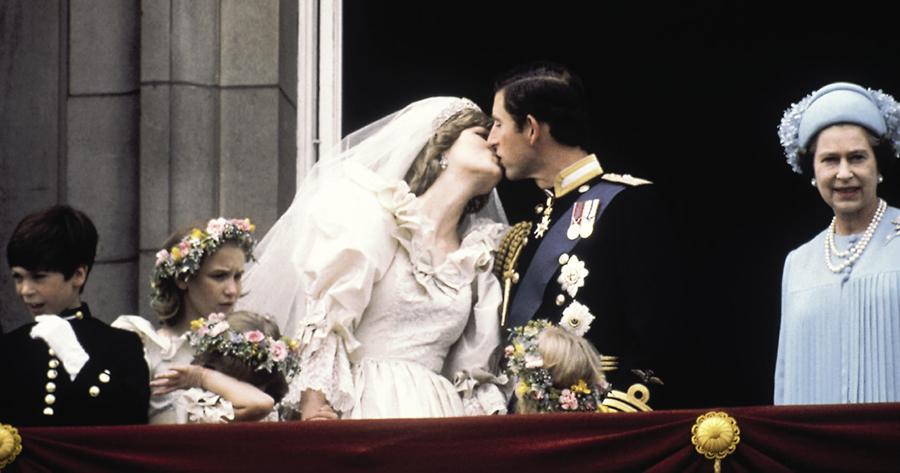 Свадьба принц Чарльз Диана