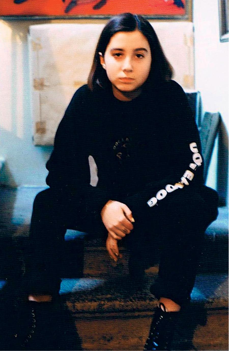 Тоня Матвиенко детские фото