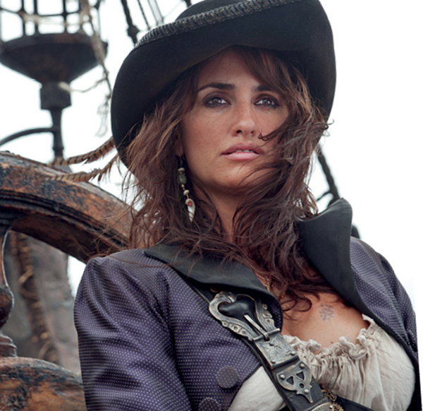 Пенелопа Крус «Пираты Карибского моря: На странных берегах»