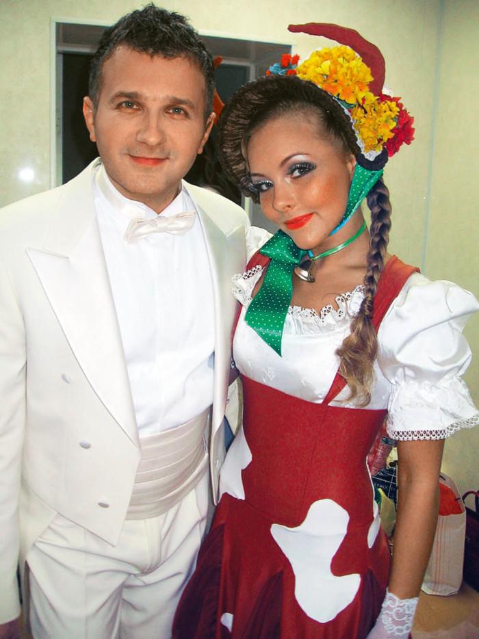 Алена Шоптенко Юрий Горбунов