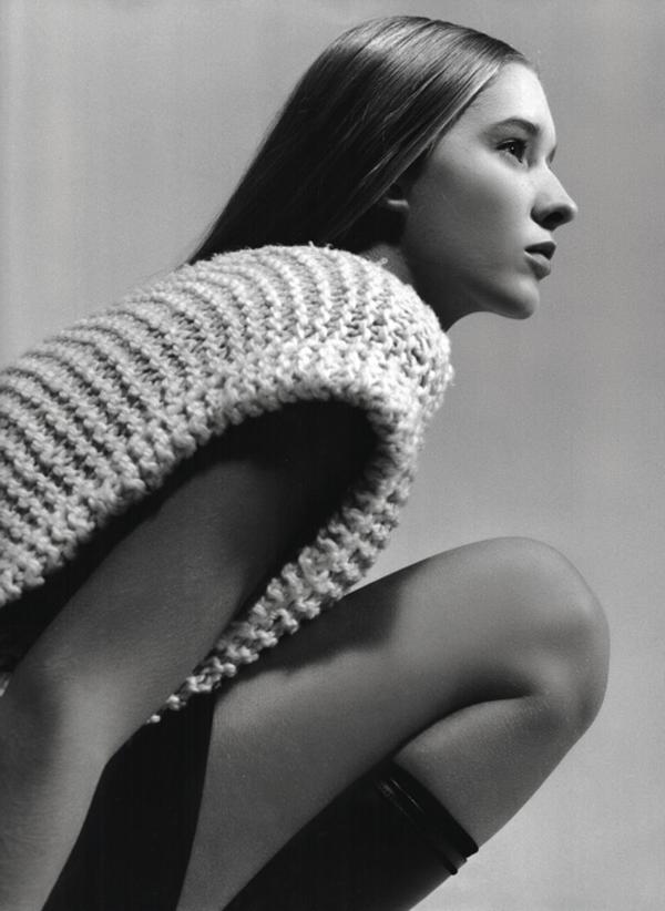 Катя Осадчая модель