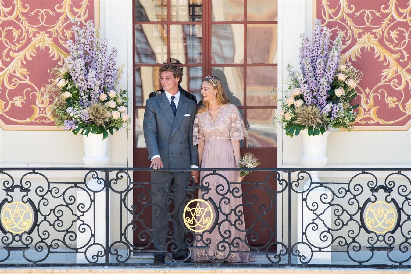Свадьба принца Монако Пьера Казираги