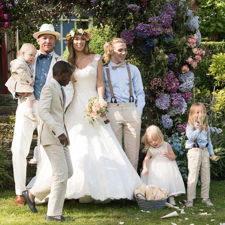 Свадьба Гайа Ричи