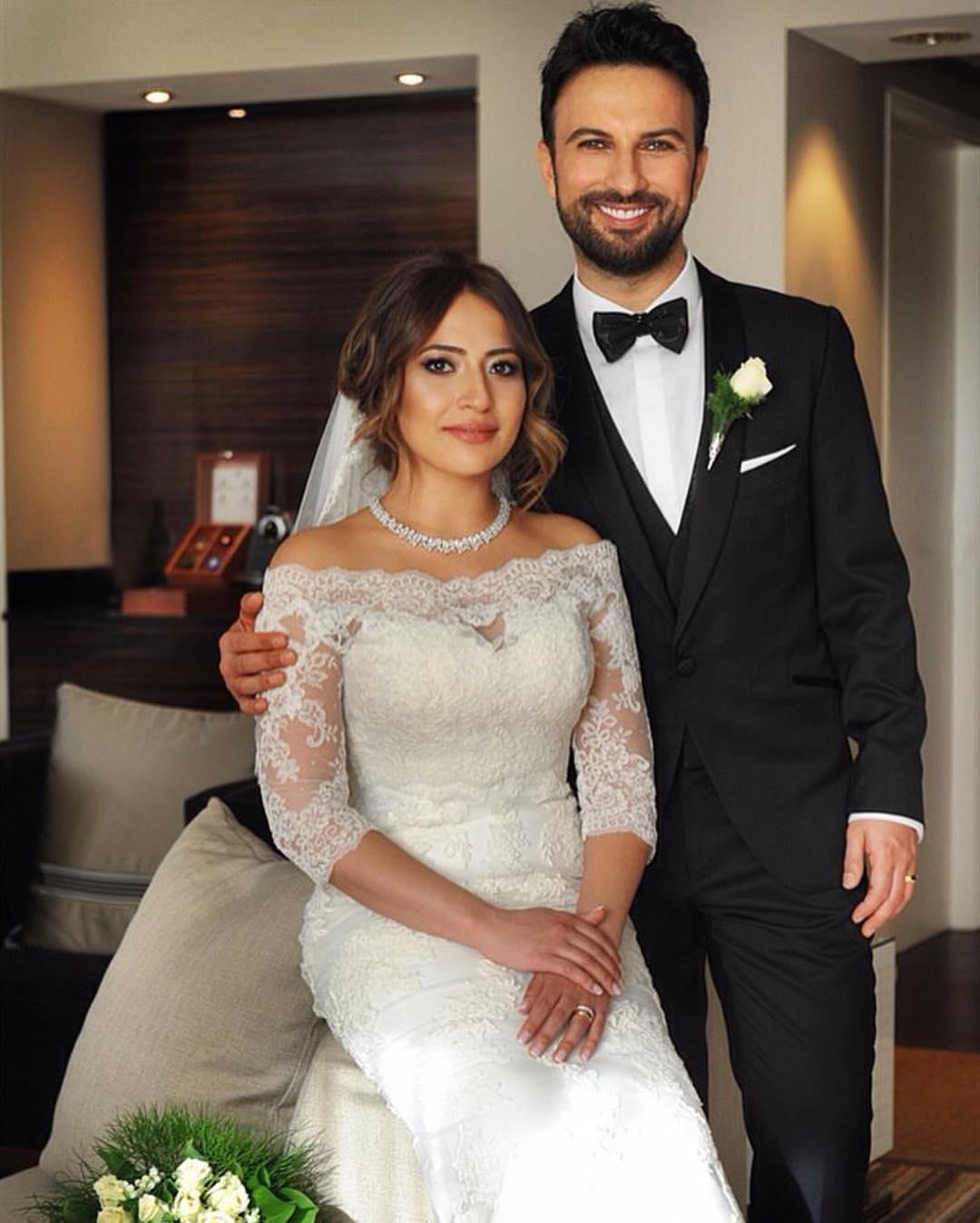 Таркан с женой Пынар Дилек