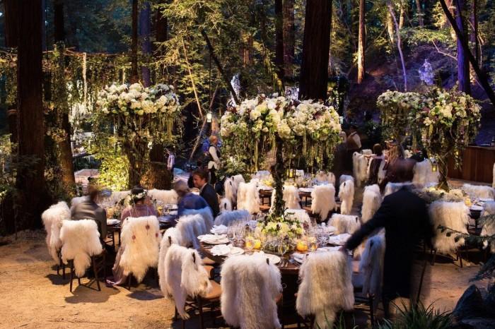 Свадьба Шона Паркера