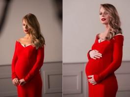 Ольга Фреймут беременна