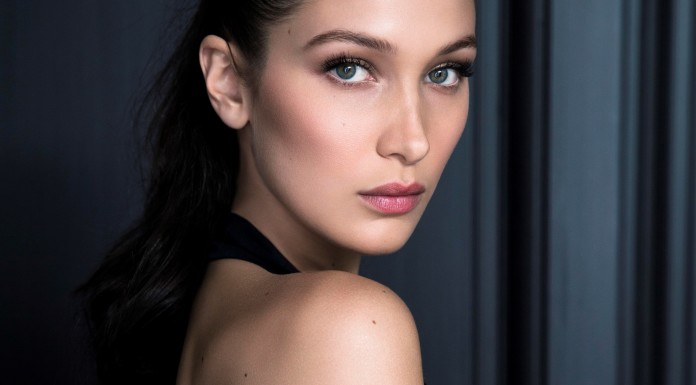 Белла Хадид Dior Make-up