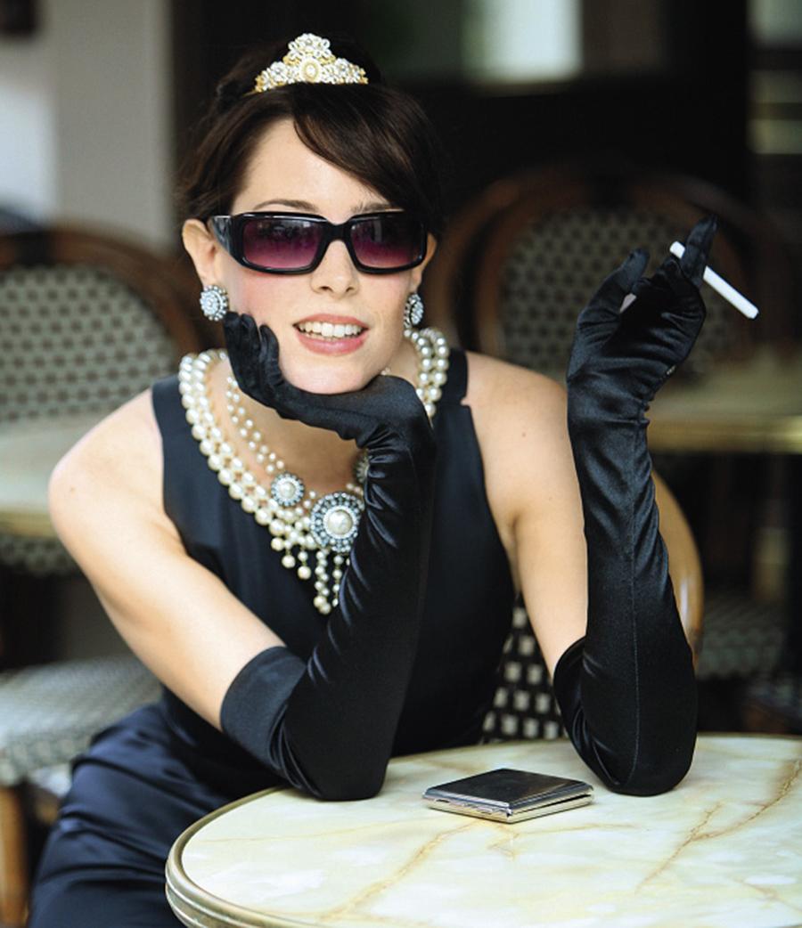 Одри Хепберн «Завтрак у Тиффани»