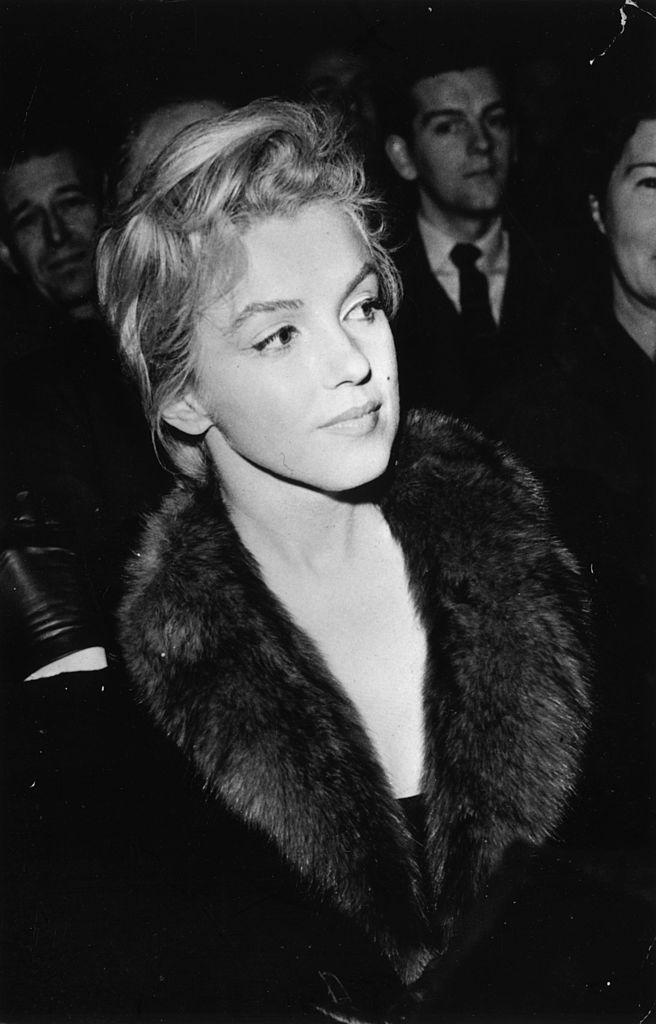 Мэрилин Монро в 1958 году
