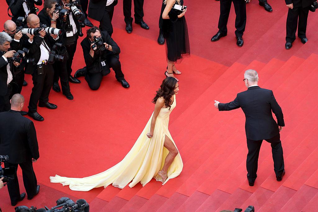 Амаль Клуни Каннский кинофестиваль 2016