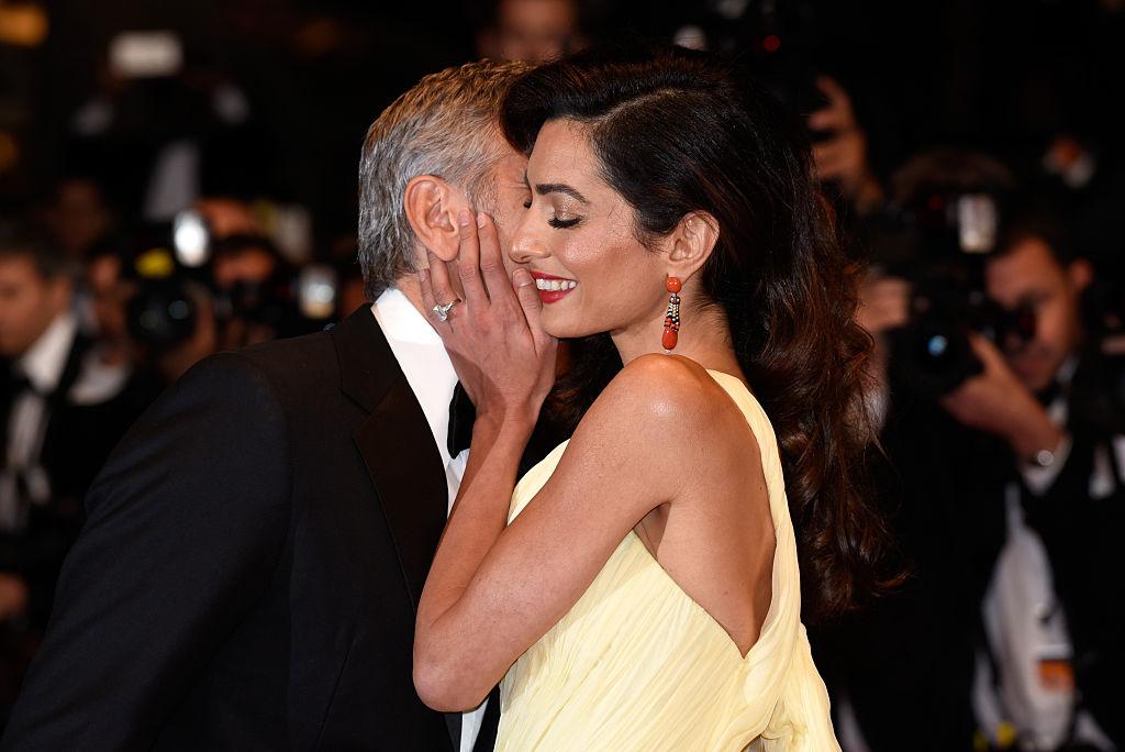 Амаль Клуни Джордж Клуни Каннский кинофестиваль 2016