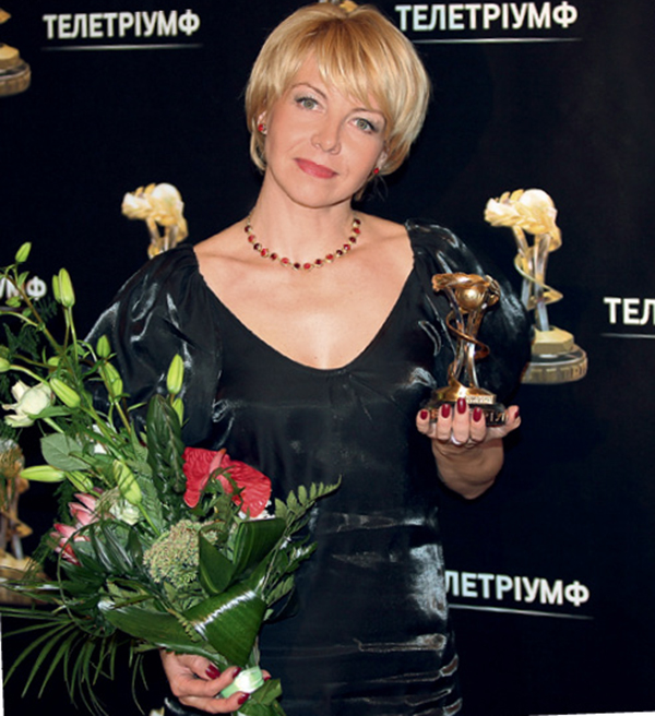 Оксана Соколова «Телетриумф»