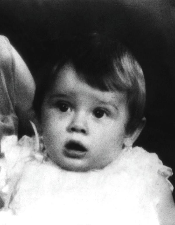 Одри Хепберн детство