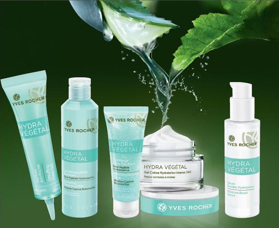 Hydra Végétal Yves Rocher