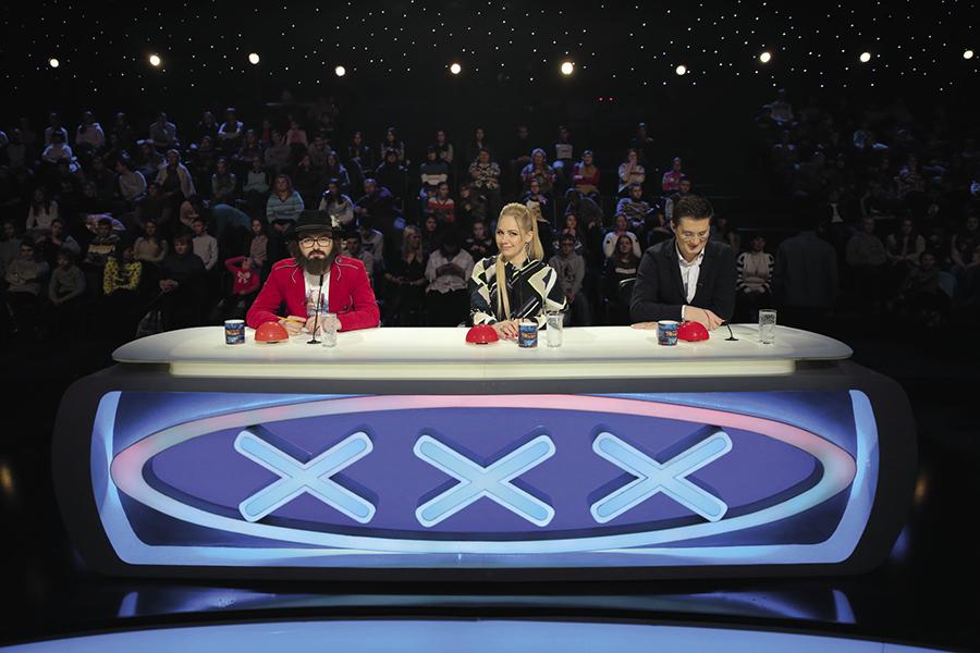 Дзидзьо, Слава Фролова и Игорь Кондратюк