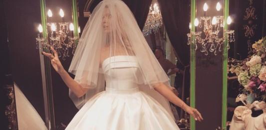 Оля Полякова свадьба