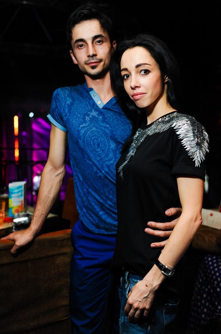 Екатерина Кухар и Александр Стоянов