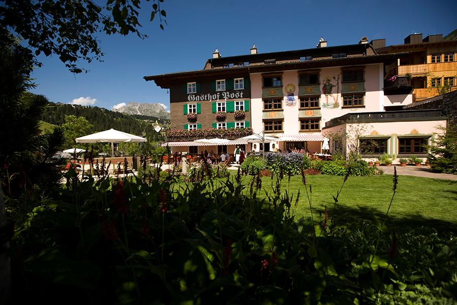 отель Gasthof Post